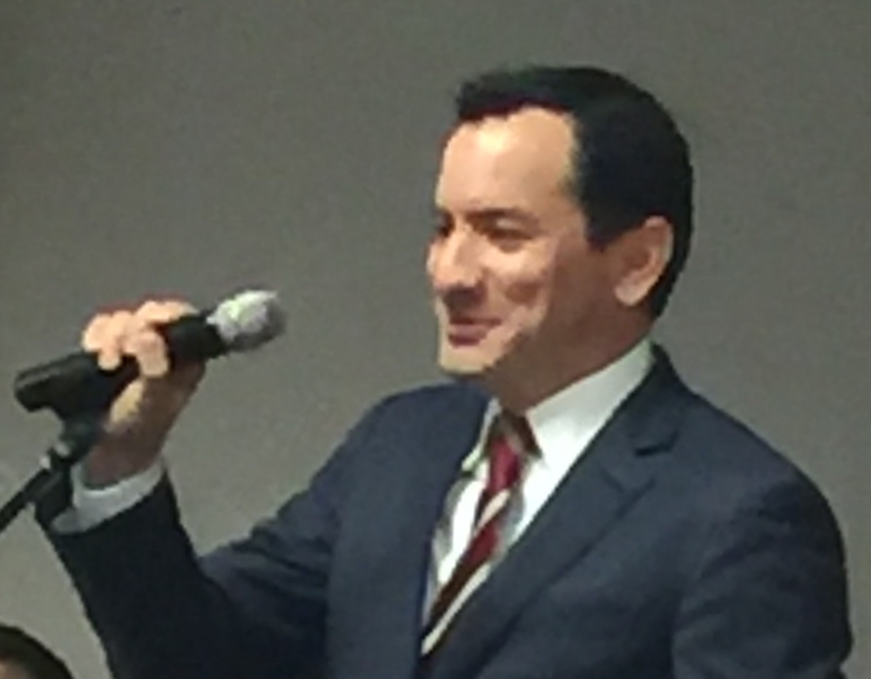Anthony Rendon Speaker of the California State Assembly, Keynote speaker at the Summit of Possibilities