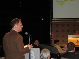 Cllr Julian Huppert also addressing Party Conference