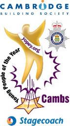 Young People of the Year logo