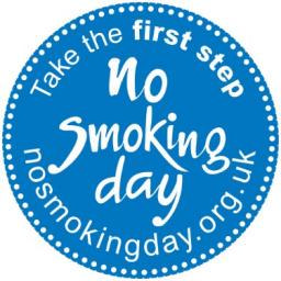 No Smoking Day logo