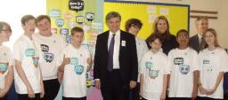 Howarth meets CyberMentors