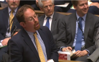 Julian Huppert in Parliament