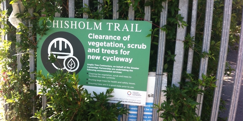 The Chisholm Trail - Action at Last!