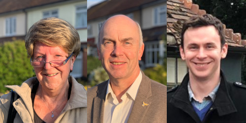 LIB DEMS SELECT LOCAL TEAM FOR TRUMPINGTON