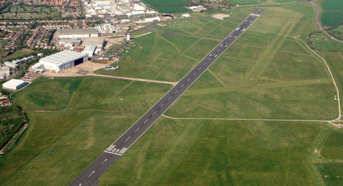 WELCOME FOR REDEVELOPMENT OF MARSHALL'S AIRFIELD - CITY COUNCIL LIB DEMS