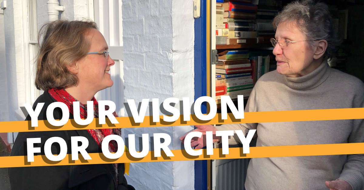 Your Vision for Our City