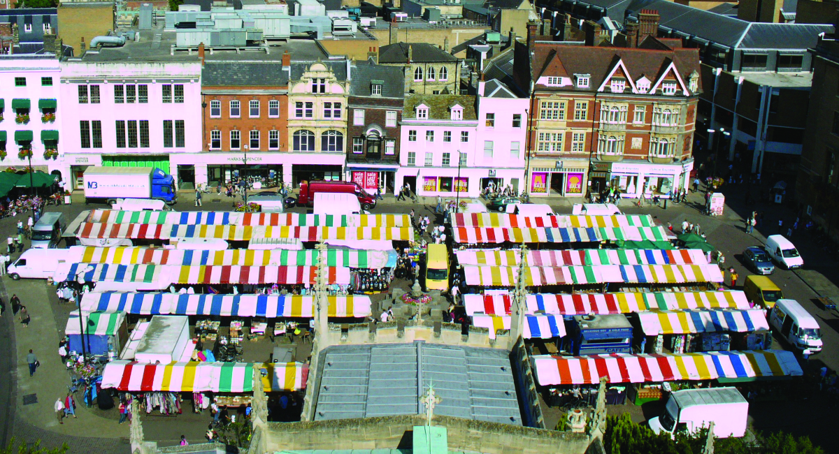 Cambridge Market set to re-open
