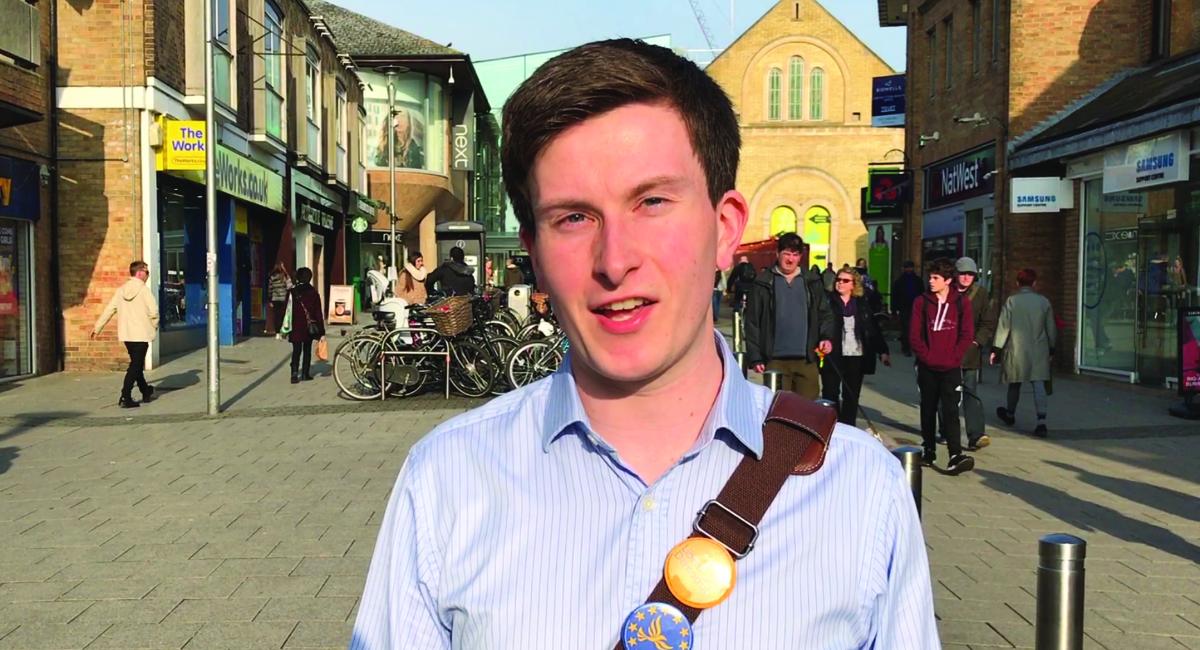 Cambridge Lib Dems win water conservation scheme approval