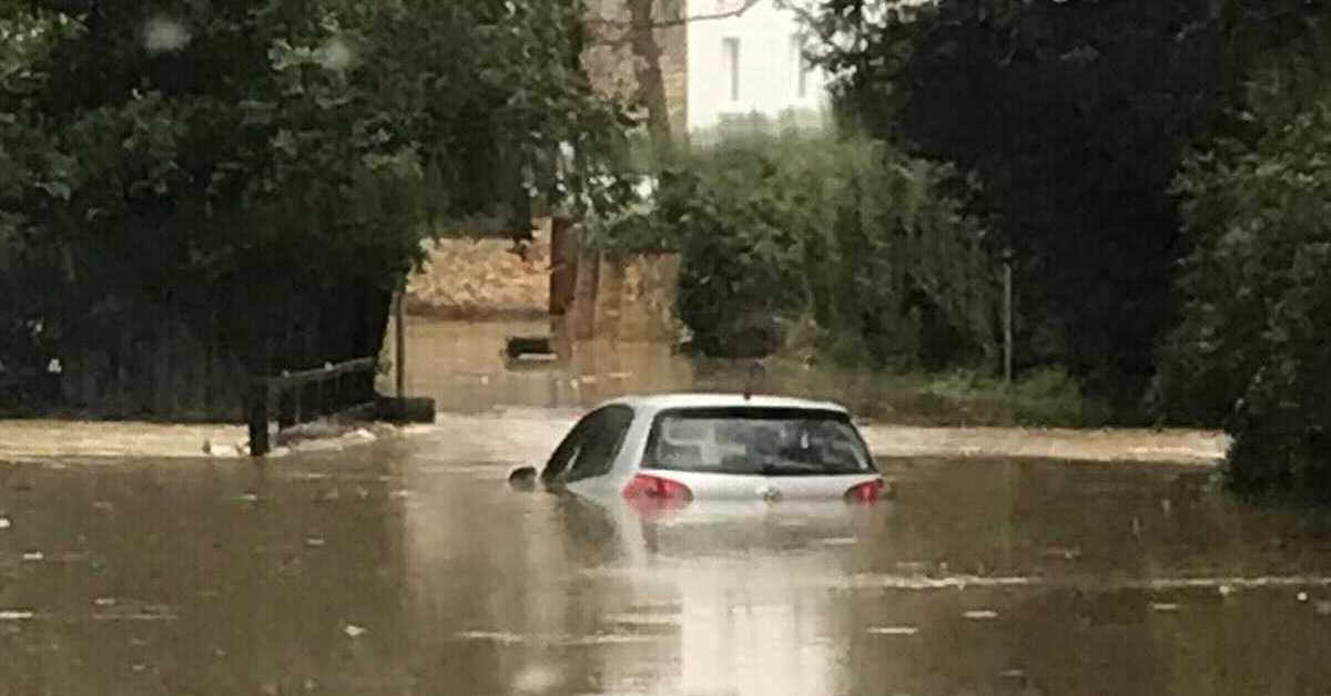 The county council must clear gullies to prevent further flooding misery - sign the petition