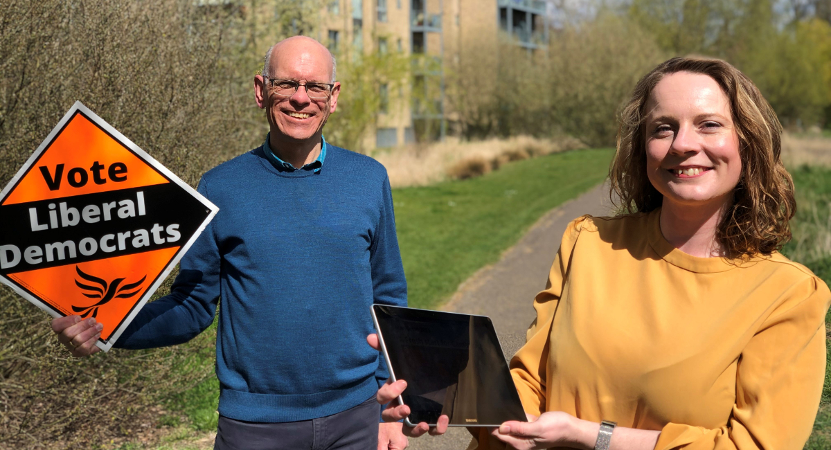 Liberal Democrats offer 'A Fresh Start for Cambridge'
