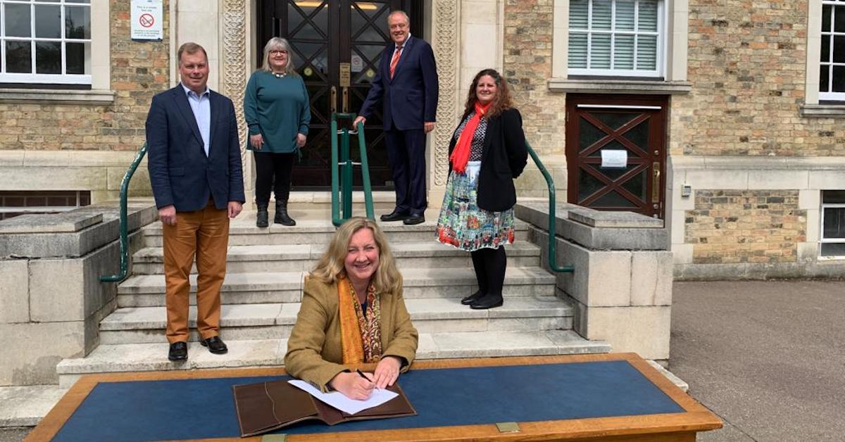 Lib Dems agree joint administration at Cambridgeshire County Council