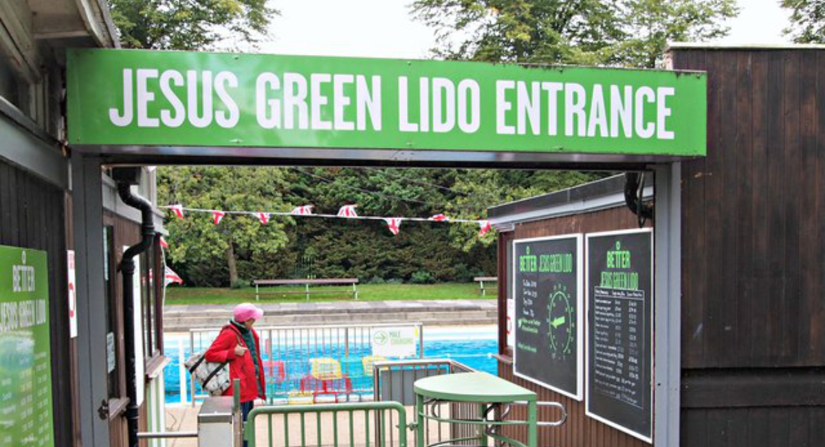 Call launched to consider winter opening of Jesus Green Lido