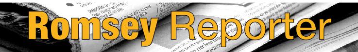 Romsey Reporter banner