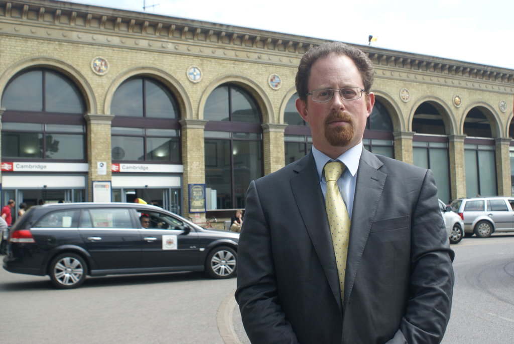Julian Huppert joins calls for extending East West railway line