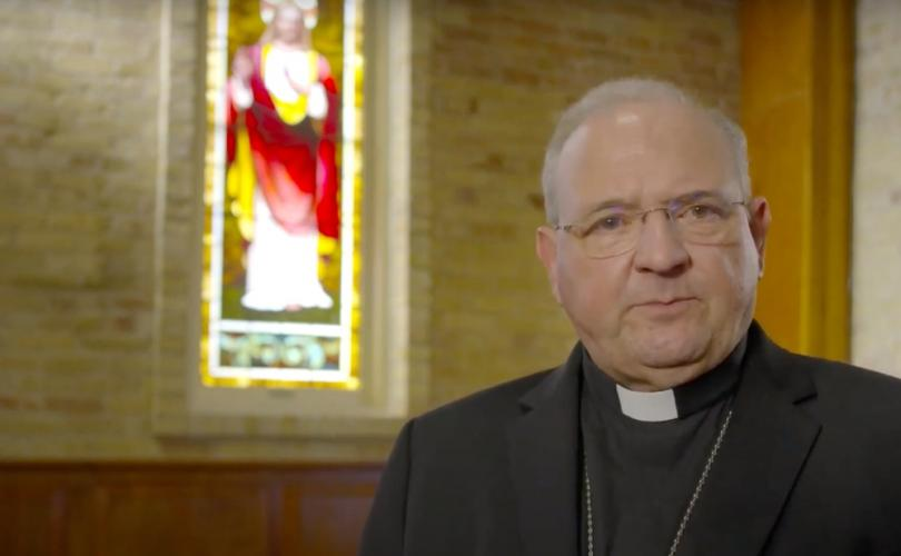 Un évêque du Nouveau-Mexique refuse la communion à un politicien démocrate pro-avortement