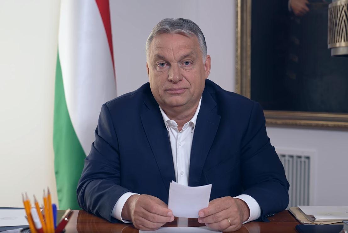 Viktor Orbán annonce un referendum sur la loi protégeant les enfants contre la propagande LGBT