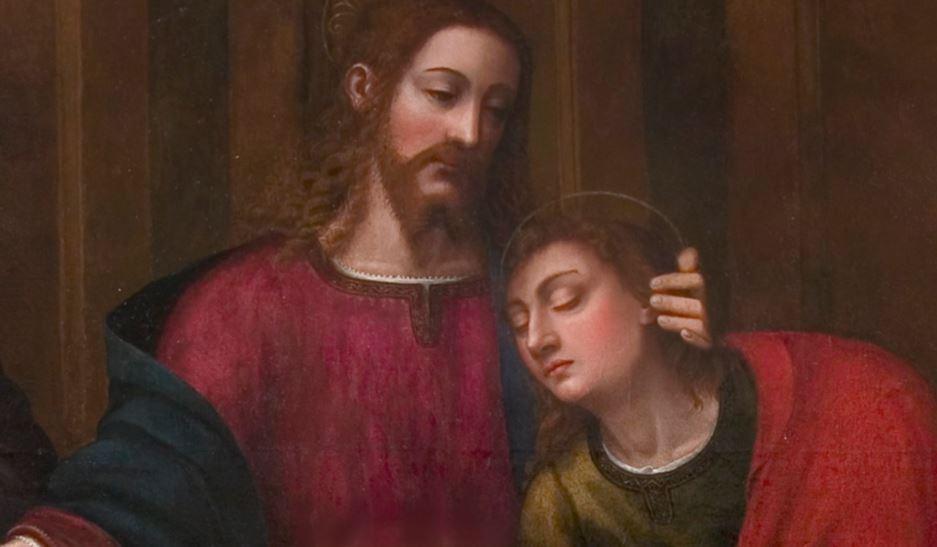 L'humilité de l'Apôtre bien-aimé