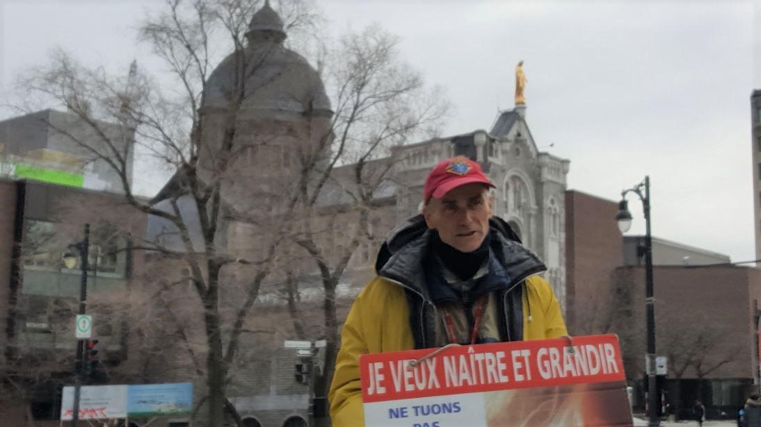 Les 40 Jours pour la Vie prochainement à Sherbrooke — ou la raison d'un traitement médiatique particulier