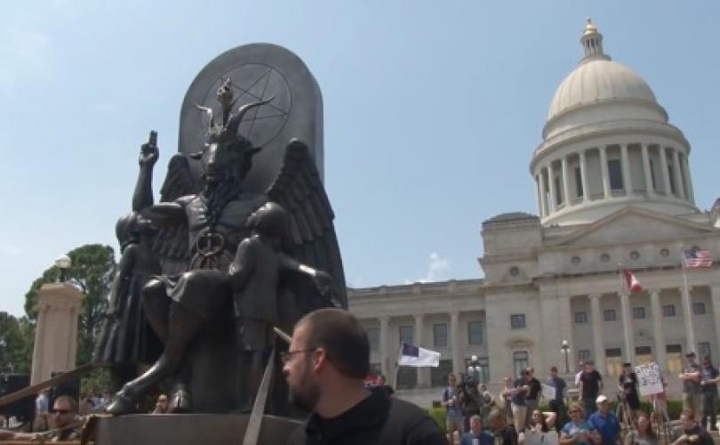 Le Temple satanique, invoquant la «liberté religieuse», attaque le Texas sur sa loi qui l'empêcherait de pratiquer des avortements rituels