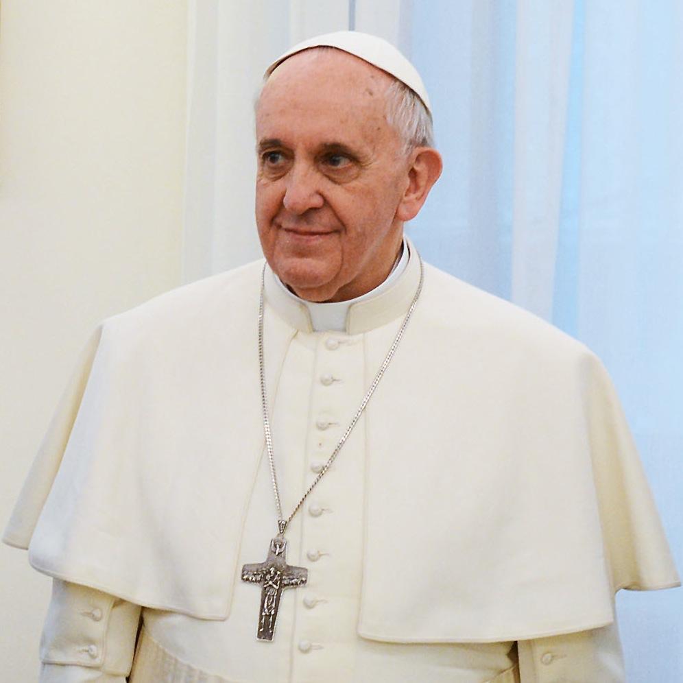 Le Pape François (Photo: presidencia.gov.ar)