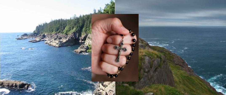 Le Canada organise un Rosaire «D'un océan à l'autre» -  Dimanche le 7 octobre 2018 pour la vie, et la famille et la Foi  Rosaire-cotes-Canada-B