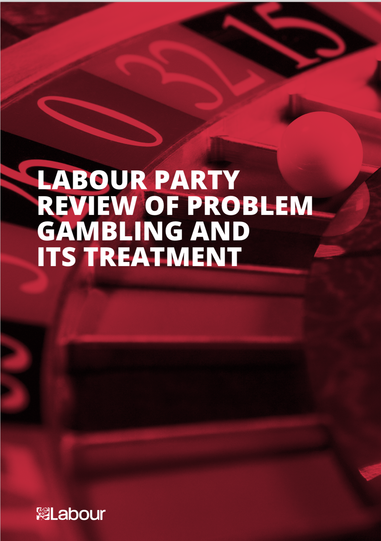 Labour's Gambling Addiction Review - Tom Watson