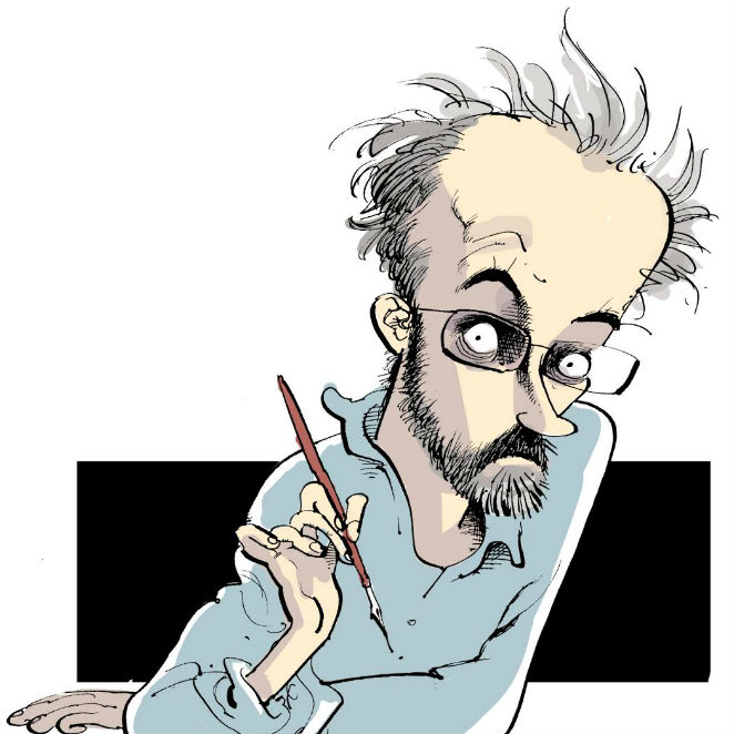 David Parkins, Cartoonist & Animator