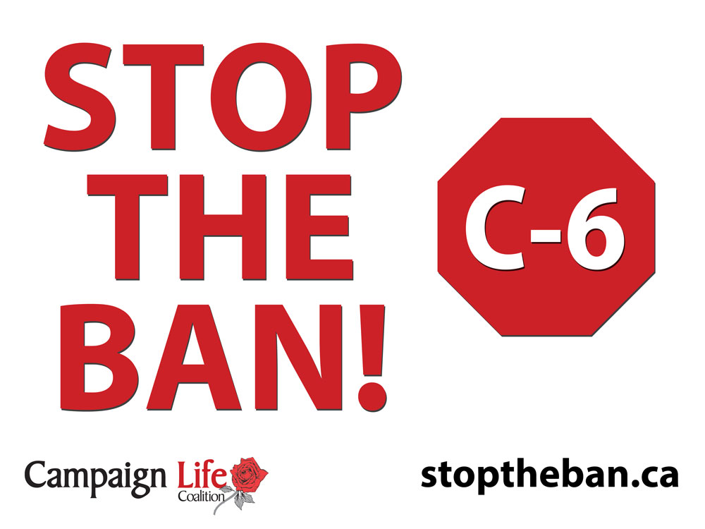 Stop the Ban Rally December 4th