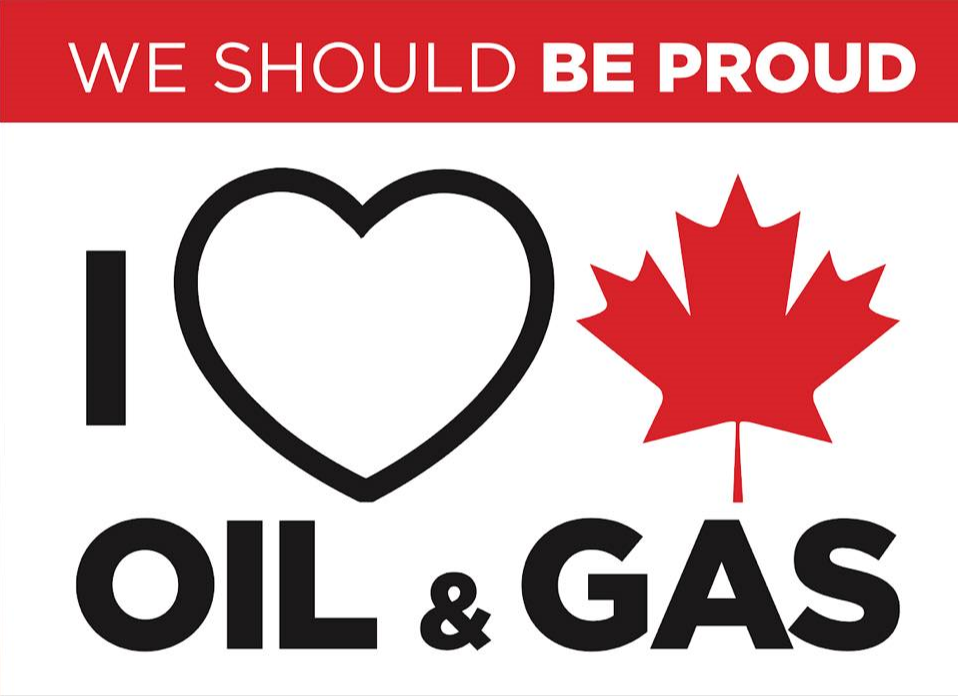 i love canadian oil and gas