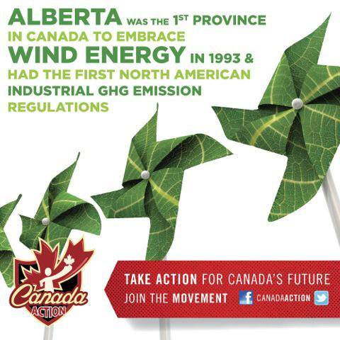 Alberta is the first Canadian Province to Introduce GHG Emissions Pricing Initiatives