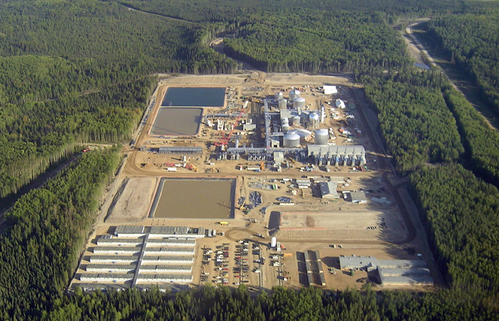 Nexen Long Lake SAGD