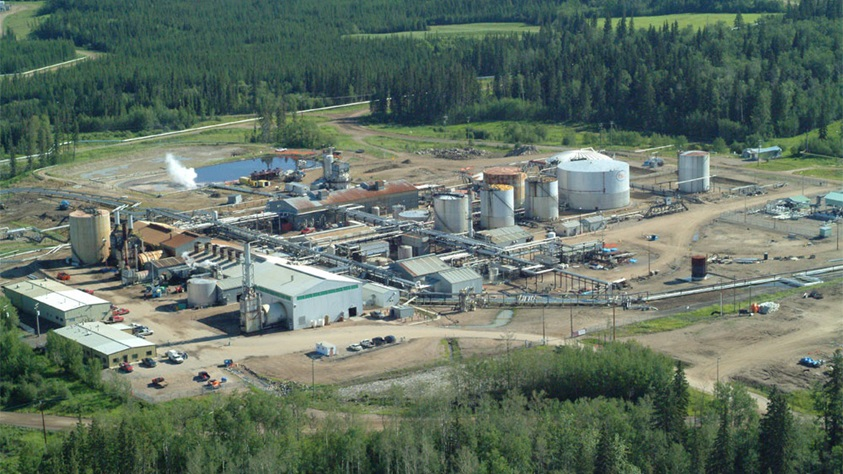 Cold Lake Oil Sands Operation - Imperial Oil