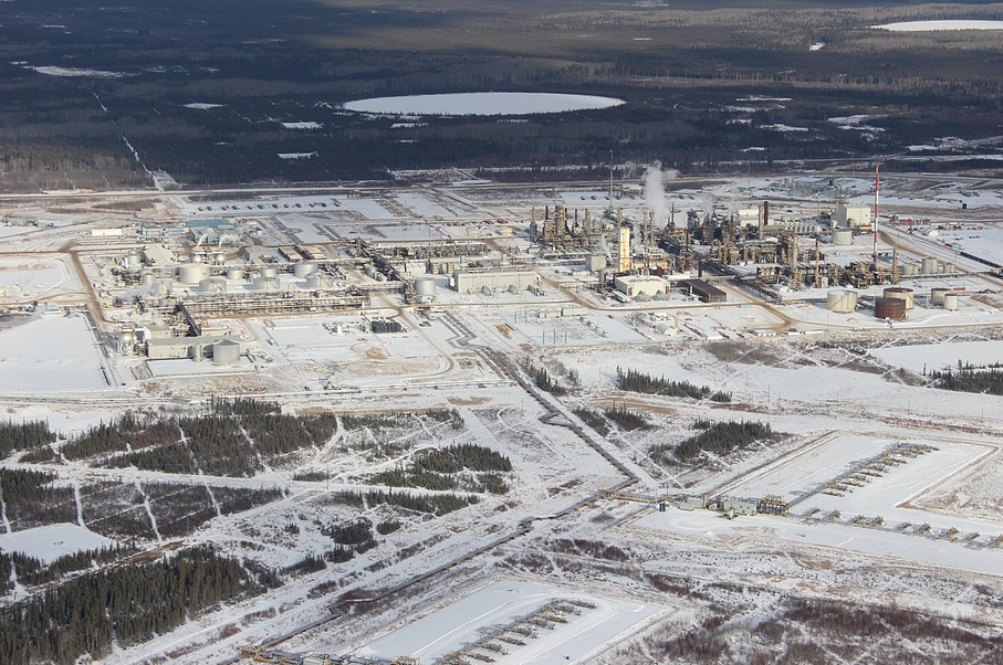 Nexen Long Lake Oil Sands Operation
