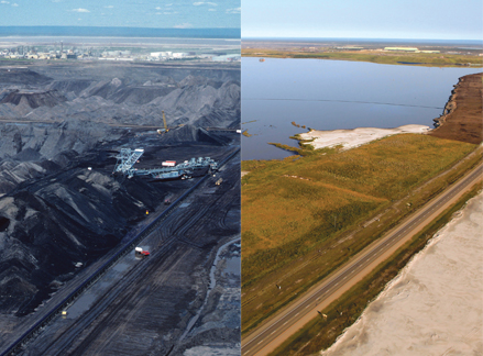 Syncrude Mildred Lake Reclaimed Oil Sands Mine