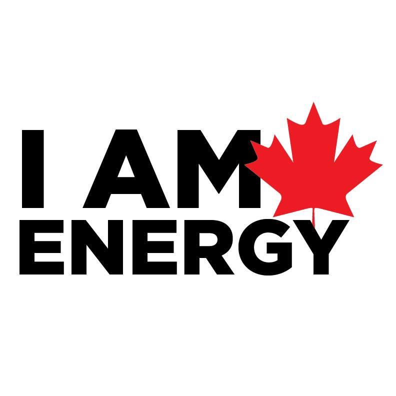 I am canadian energy logo