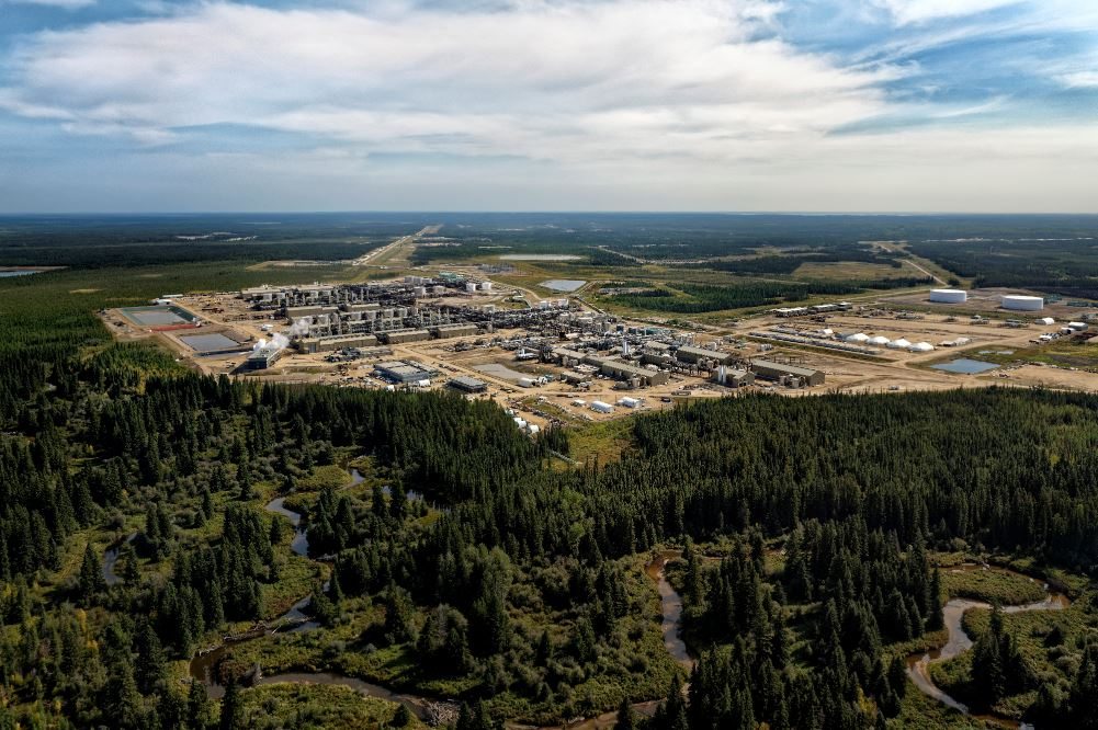 Cenovus Christina Lake SAGD Operation