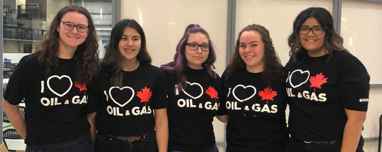 I Love Canadian Oil and Gas - Indigenous Supporters