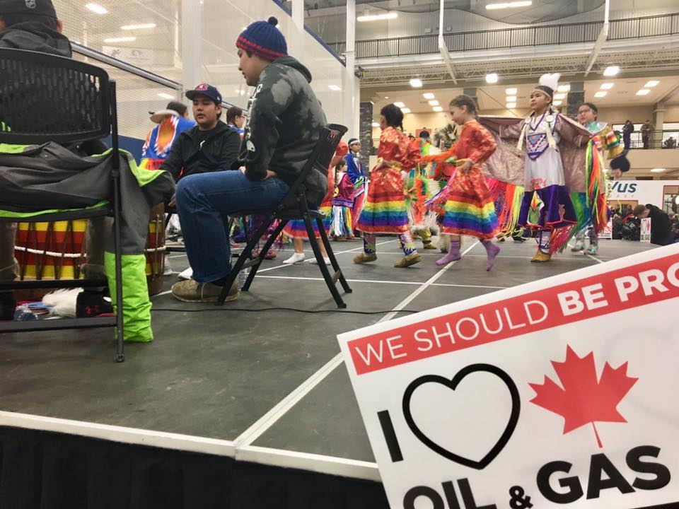 Indigenous Peoples Support Natural Resources - I Love Canadian Oil and Gas