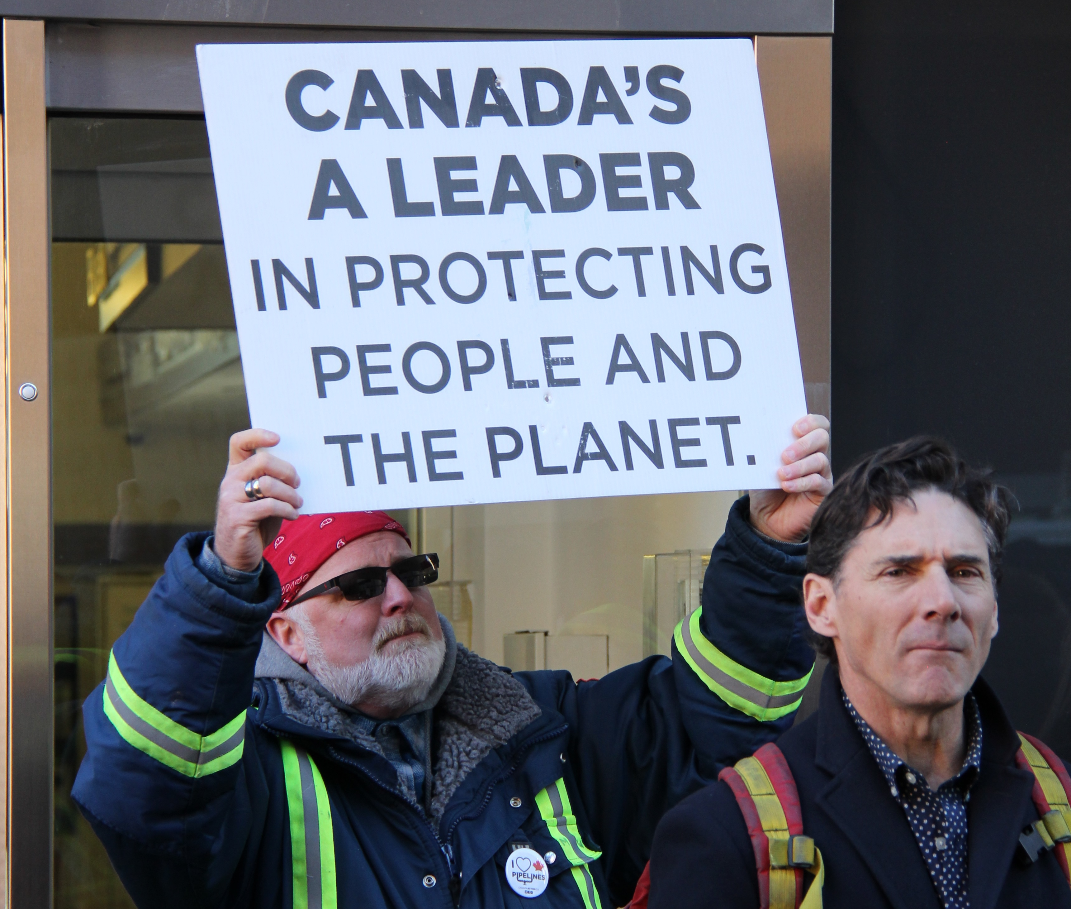 Canada is a leader in ESG metrics & protecting people and the planet