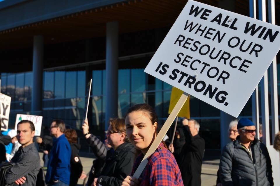 Canada wins when our natural resource sector is strong