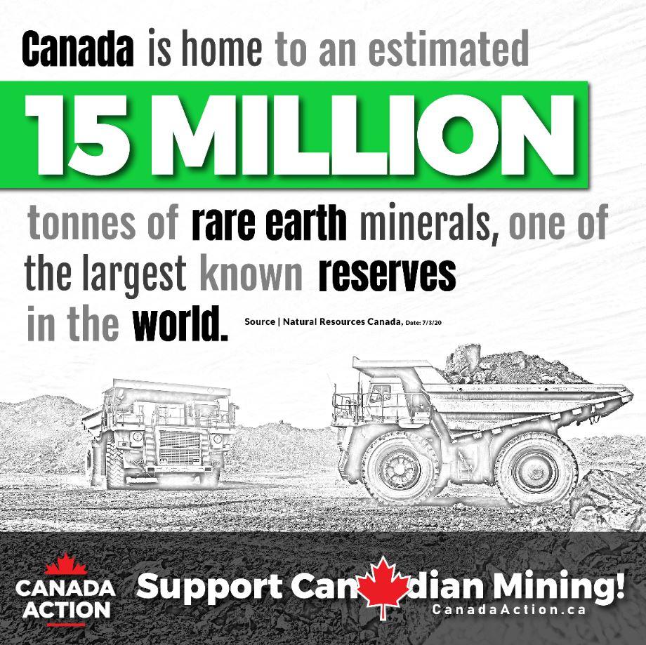 rare earth minerals in canada