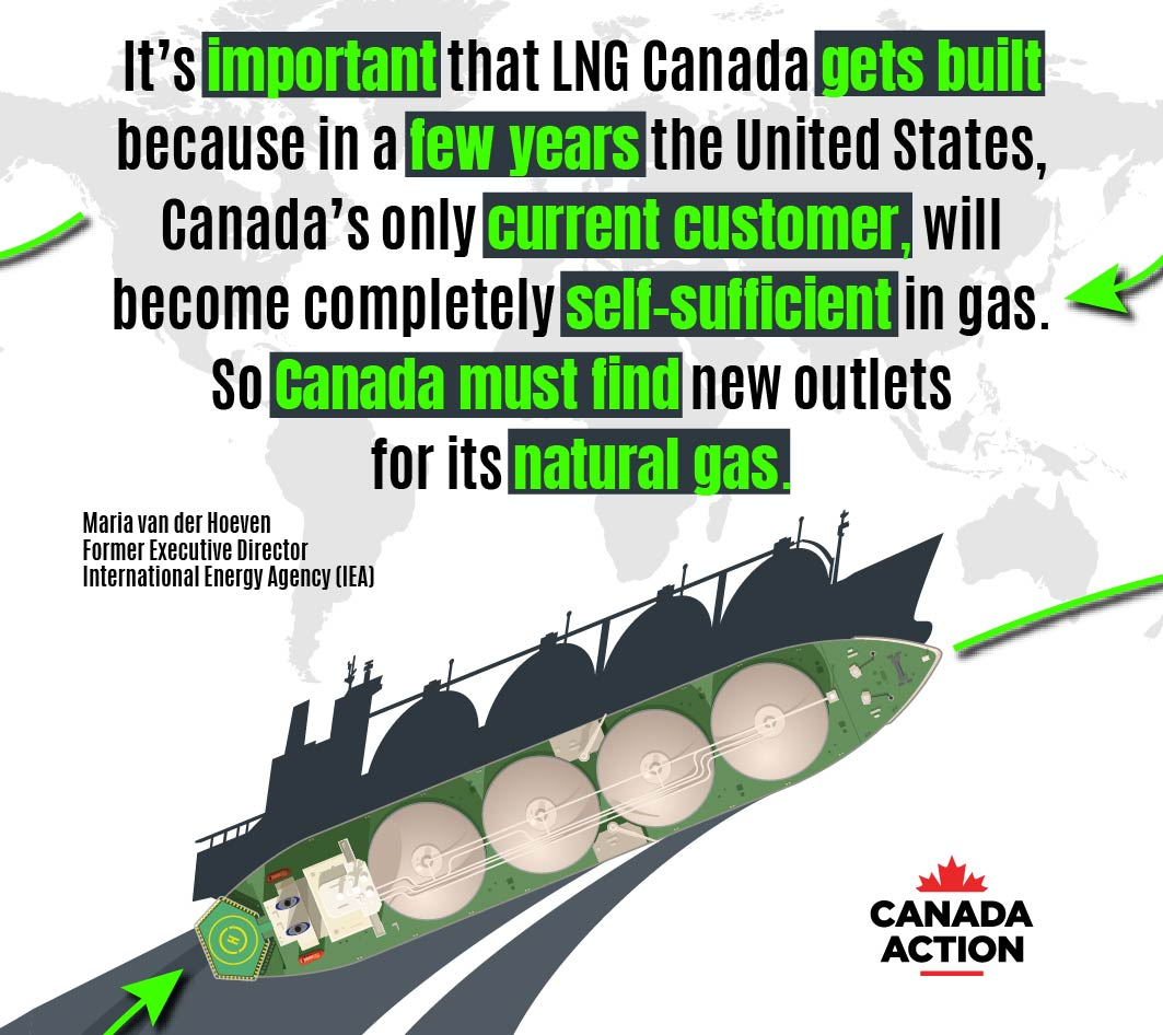 Canada's Natural Gas Industry Needs New Markets: Quote