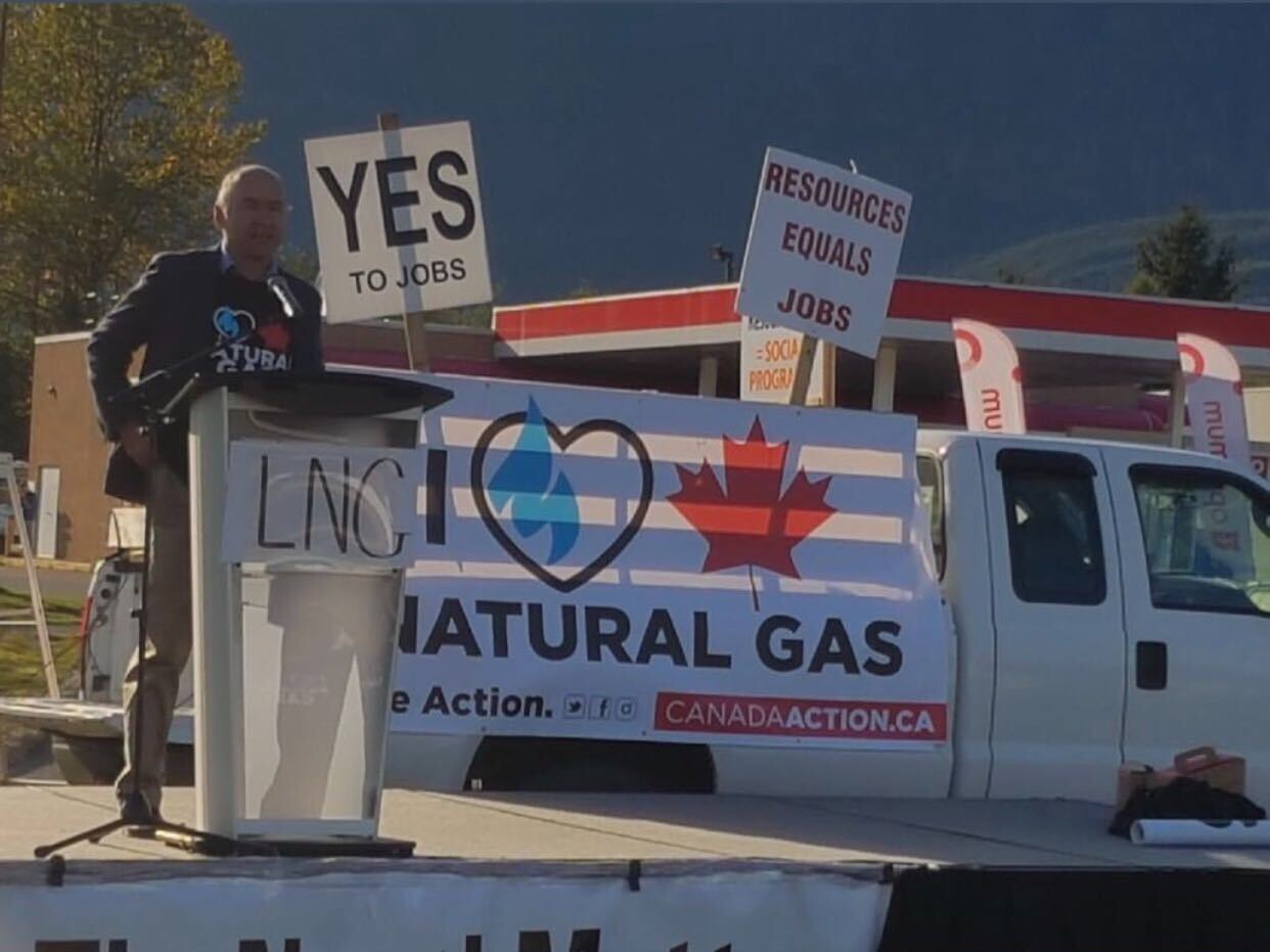 Canada Natural Gas Industry Has an LNG Opportunity