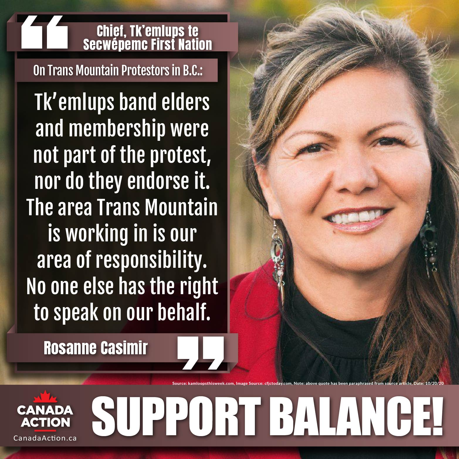 Tk'emlups First Nation Does Not Support TMX Protestors-01