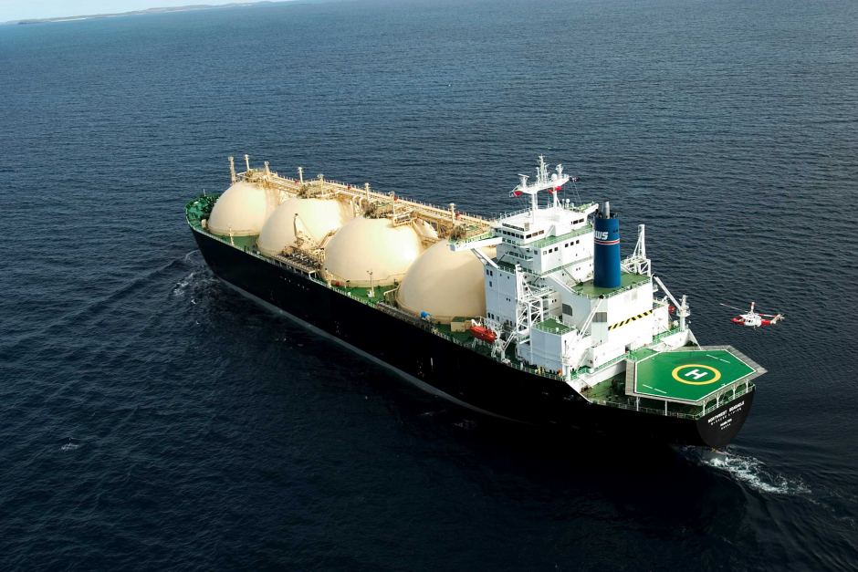 LNG Canada Project: Removing 18 Million Cars from the Road Every Year