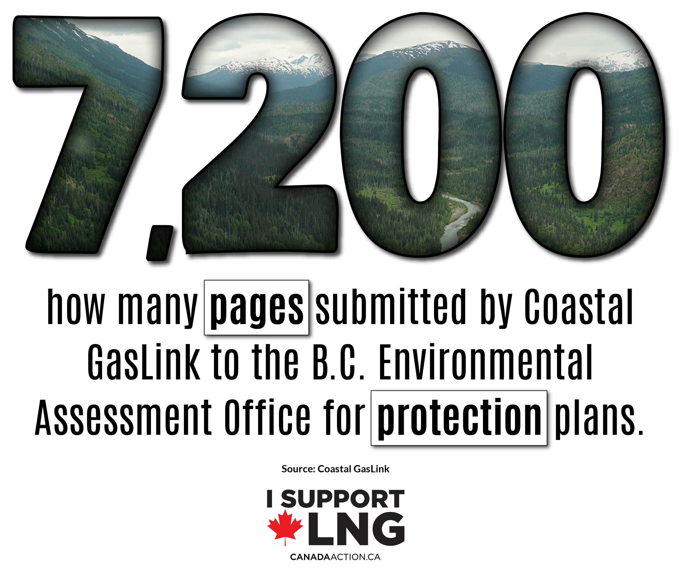 coastal gaslink pipeline environmental assessment had 7200 pages