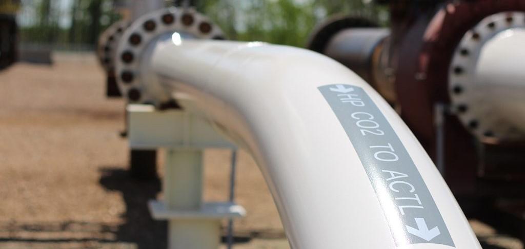 Alberta Carbon Trunk Line pipelines