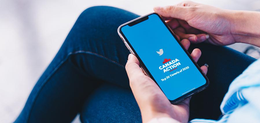 Canada Action's Top 20 Tweets of 2020