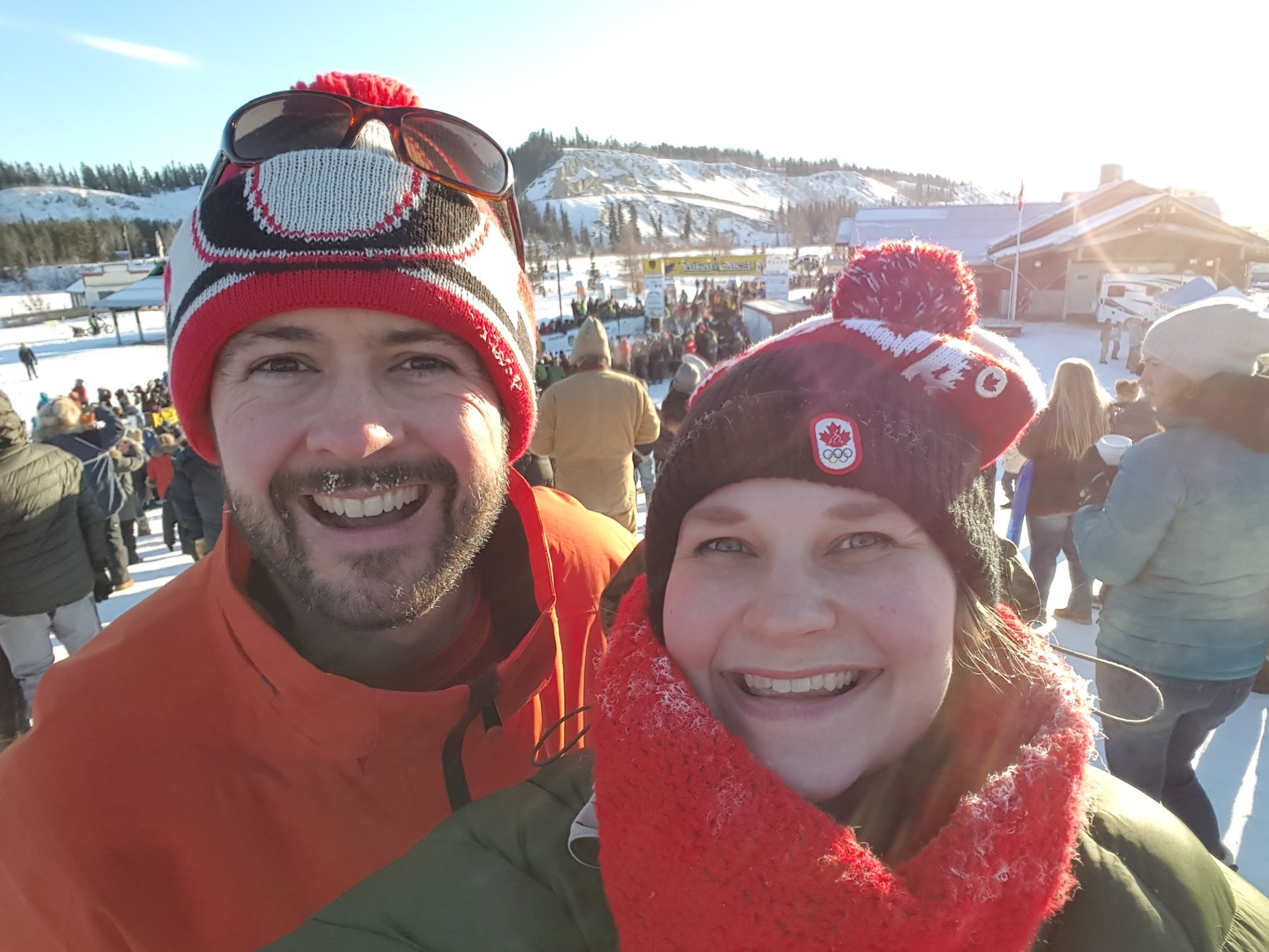 Image: Supporter Spotlight: Victoria & Ken Wallace - Jan. 2021