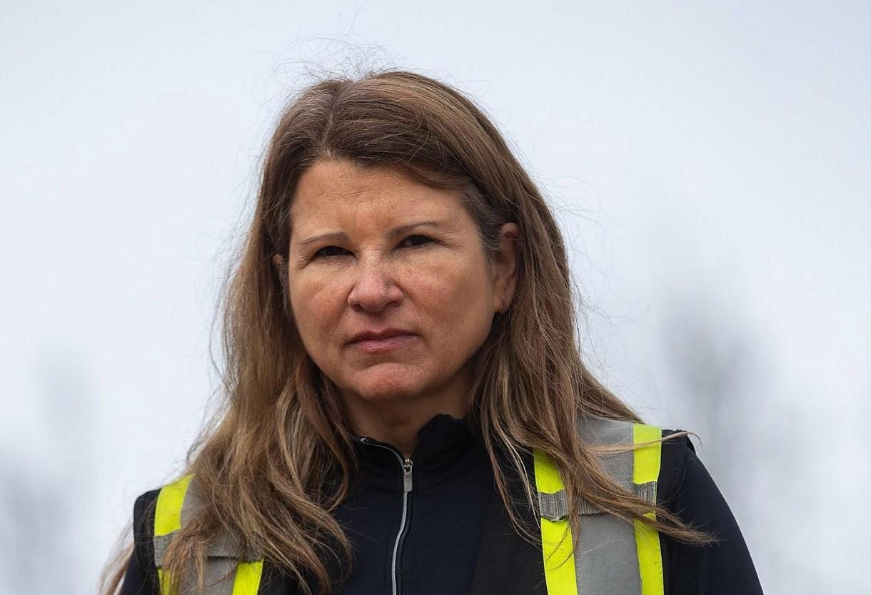 Estella Petersen - Indigenous oilsands worker